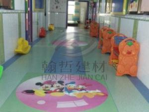 PVC地板案例