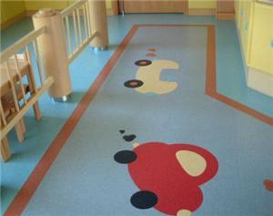 PVC地板(幼儿园)