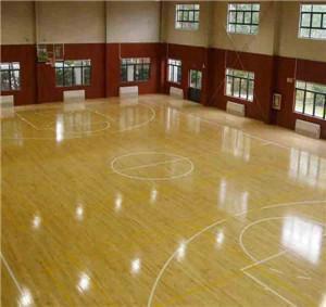 PVC地板(球场)