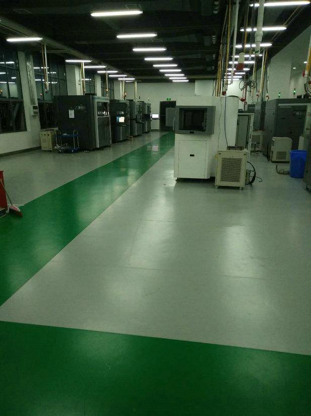 翰哲科技工业地板