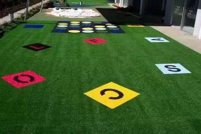 室外人造草坪